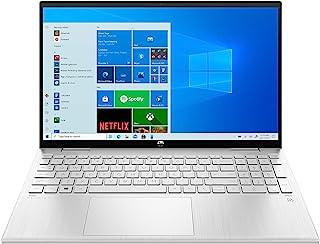 HP 惠普 Pavilion x360 15-er0032ng (15.6英寸 / 全高清 IPS 触屏) 2合1 可变形笔记本电脑(英特尔酷睿 i3-1125G4,8GB DDR4内存,256GB 固态硬盘,英特尔显卡,Windows 10,...