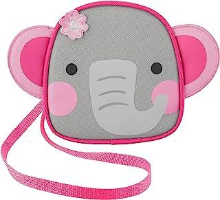 Stephen Joseph 女童斜挎包钱包,大象,尺码