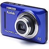 Kodak PIXPRO Friendly Zoom FZ53 16 MP 数码相机,5 倍光学变焦,2.7 英寸 LC…