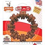 Nylabone Power Chew,纹理狗狗咀嚼环玩具,混合味,小号/常规 - 不超过 25 磅(约 11.3 千克…