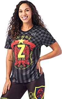 Zumba 女式 T 恤