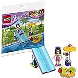 LEGO Friends 泳池泡沫滑梯迷你套装 #30401 [Bagged]