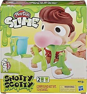 Play-Doh PD Snotty Scotty