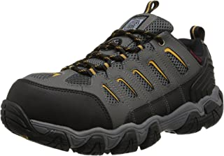 Skechers for Work Men's Blais Steel-Toe Hiking Shoe