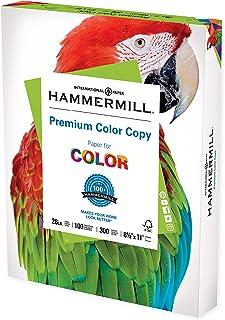 HAMMERMILL 高级彩色复印纸 28lb 8.5x11 1包 300张 无酸 102700R