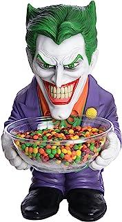 Rubies Costume Company DC Comics Joker Candy Holder and Bowl