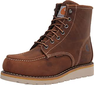 Carhartt Wedge 6 英寸防水钢鞋头