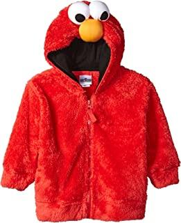 Sesame Street Toddler Boys' Elmo Costume Hoodie