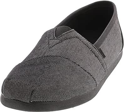 TOMS 男士 Alpargata 乐福平底鞋