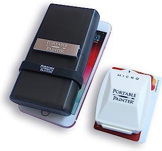 Portable Painter 水彩调色板组合:经典+微型–极为紧凑 | 超轻型 | 简化生活