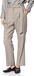 Mila Owen 腰带设计裤 09WFP204111 女士