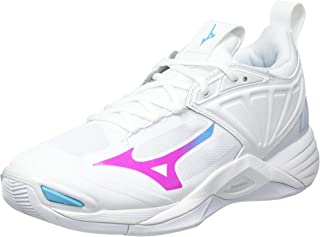 Mizuno 美津浓 Wave Momentum 2 女士排球鞋
