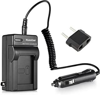 Kastar 电池充电器适用于 Panasonic VW-VBT190 VW-VBT380 和 HC-V550 HC-V550K HC-V550M HC-V550MK HC-V550CT HC-V750 HC-V770 HC-VX870 HC-...