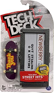 TECH DECK Street Hits/SIGNAGE/THANK YOU