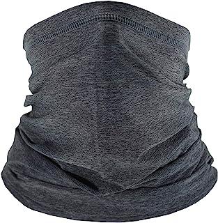 Etmury 2 件户外多功能运动头饰,围巾弹性多功能头带面罩头套,透气弹性无缝头带面罩,适合骑自行车、钓鱼、跑步
