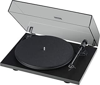 Pro-Ject Primary E Phono 音频 Plug&Play 带内置唱机前置(黑色)