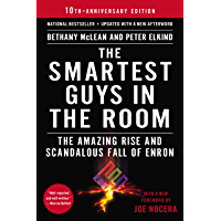 The Smartest Guys in the Room: The Amazing Rise and Scandalo…