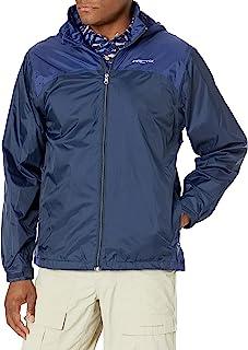 Arctix 男式抓绒内衬防雨夹克