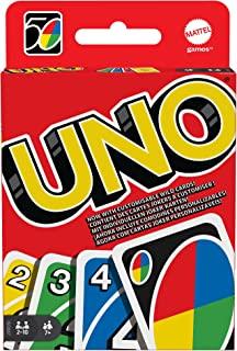 Mattel Games UNO 纸牌游戏
