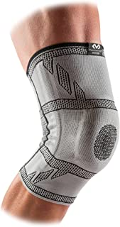McDavid 5133 Elite Engineered Elastic(TM) Knee Sleeve with gel buttress and stays with Compression Knee Support for Knee P...