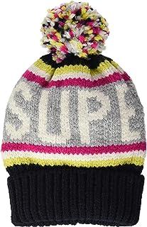 Superdry 极度干燥 女士霓虹无檐小便帽