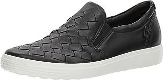 ECCO Soft 7 一脚蹬女士时尚运动鞋