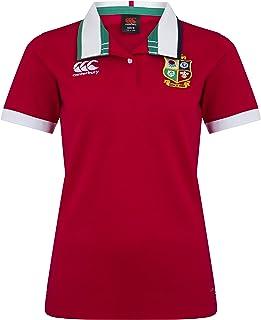 Canterbury 女士 British and Lions 短袖 经典运动衫