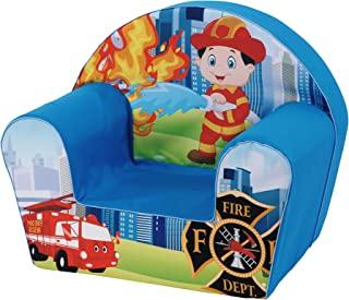 Knorrtoys 68332 儿童扶手椅 - Fireman, 彩色