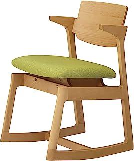 冈村 学习椅 路萨克 多功能公路 摇椅 フレーム:ライト色 *