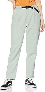 AIGLE 裤子 [官方] 防水 褶皱 腰带 锥形裤 女士 ZHF046J