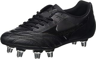 Mizuno 中性儿童 Monarcida Neo SI 橄榄球鞋 黑色