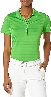 Callaway 女式高尔夫短袖珠地网眼Polo衫