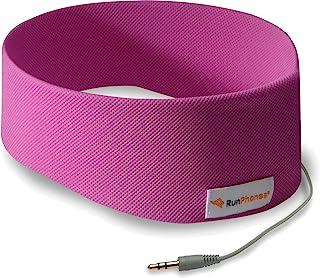 AcousticSheep RunPhones Classic Headphone Headband (Wild Orchid, Small)