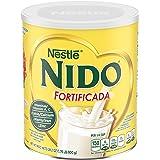 雀巢 Nido 即溶全脂奶粉,Fortificada,1.76 磅一罐