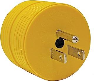 Quick Products QP-RV050 圆形适配器插头 - 15A 公头至 30A 母头