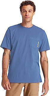 Timberland PRO Men's Base Plate Blended 男士短袖T恤