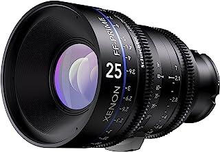 Schneider 施耐德 Kreuznach 1085544 Cine 镜头 FF-Prime T2.1/25 毫米 Sony 索尼 E/ft 黑色