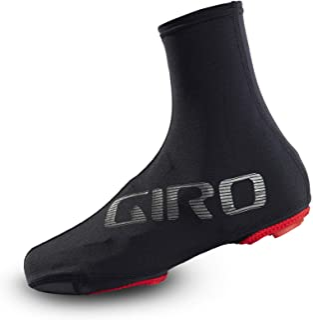 GIRO 吉罗 自行车鞋套 气息效果高 超轻 气囊 鞋套 黑色 ULTRALIGHT AERO SHOE COVER EU36-39尺寸(23~25cm) 【日本正规产品 *2年】