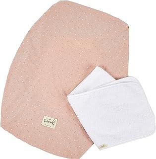 Bimbi Case Camb.+Curl Cent.50X70 635 Planet 507 04 粉色 - 更换垫中性款