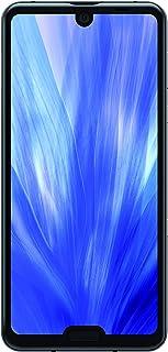 Sharp 夏普 Aquos R3 双SIM卡智能手机 WQHD IGZO 显示屏,15.75厘米(6.2英寸),128GB内存,6GB内存,安卓9.1万像素主摄像头,面部锁定,指纹传感器,黑色