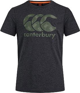 Canterbury 男孩 Ccc 标志 T 恤