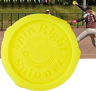MILITARIA 右旋垒球旋转快投球,适用于投球、垒球训练辅助设备,非常适合投球和投掷。1 件装