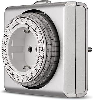 Rev Ritter 0025020703 定时器 机械正方形 银色