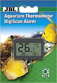 JBL 6122100 DigiScan 水族馆温度警报计,灰色
