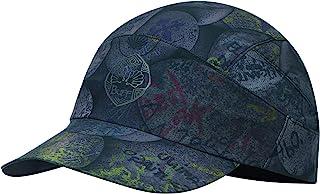 BUFF 百福 中性 折叠跑步徒步帽系列均码帽子 117225.901.10 灰褐色