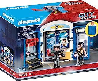 PLAYMOBIL City Action – 游戏盒 4 岁以上