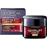 L'Oréal Paris 巴黎欧莱雅 复颜光学X3系列 LSF20锁龄面霜/日霜 50ml,含维生素B3 & 3%玻色…