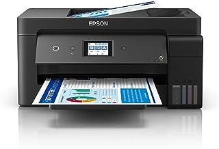 Epson 爱普生 EcoTank ET-15000 A3 打印/扫描/复印 Wi-Fi 打印机,黑色