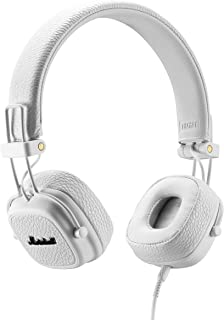Marshall 马歇尔 Major III 折叠式耳机-白色