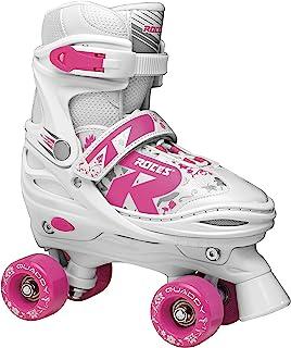 Roces Quaddy 2.0 Girl 儿童溜冰鞋 可调节
